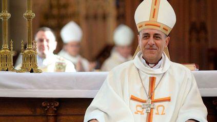 El arzobispo de La Plata, Víctor Manuel Fernández.