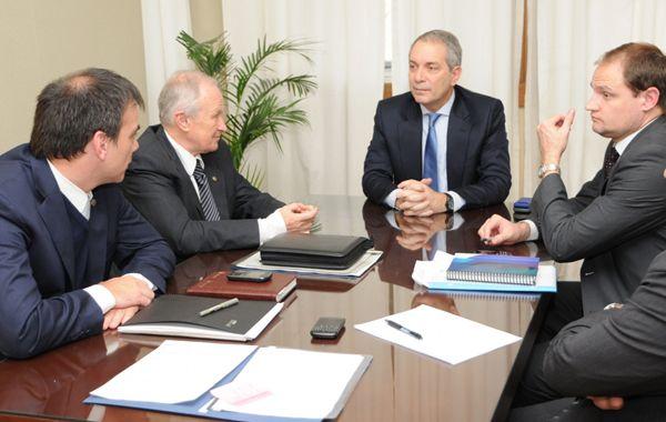 Los ministros de Seguridad y de Justicia