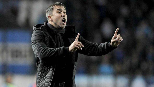 Inter salió a respaldar a Coudet tras perder otro clásico
