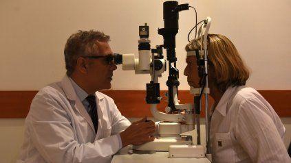 Los controles con el oftalmólogo deben ser anuales, pero la pandemia hizo que muchos dejaran de ir.