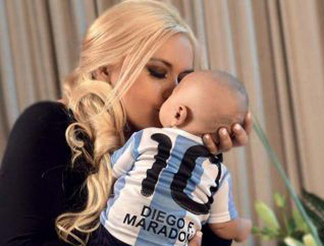 Top five: Las confesiones más calientes de Verónica Ojeda sobre el entorno Maradona