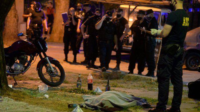 Es el segundo crimen en la tarde de este viernes en Rosario.