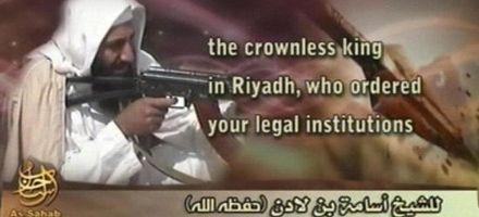 Bin Laden amenaza y el Vaticano rechaza acusaciones