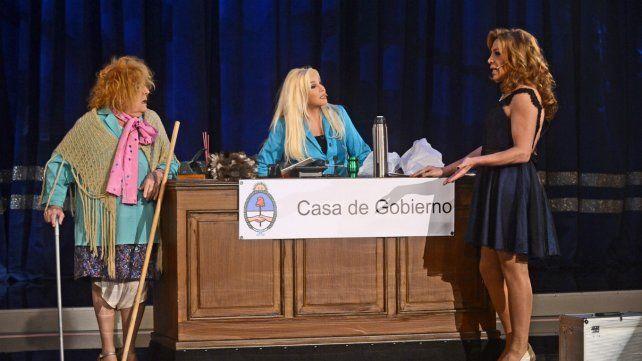 Antonio Gasalla le habría bajado el pulgar a Lizy Tagliani para el programa de Susana
