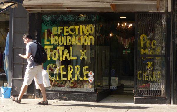 Peatonal. Sobre Córdoba