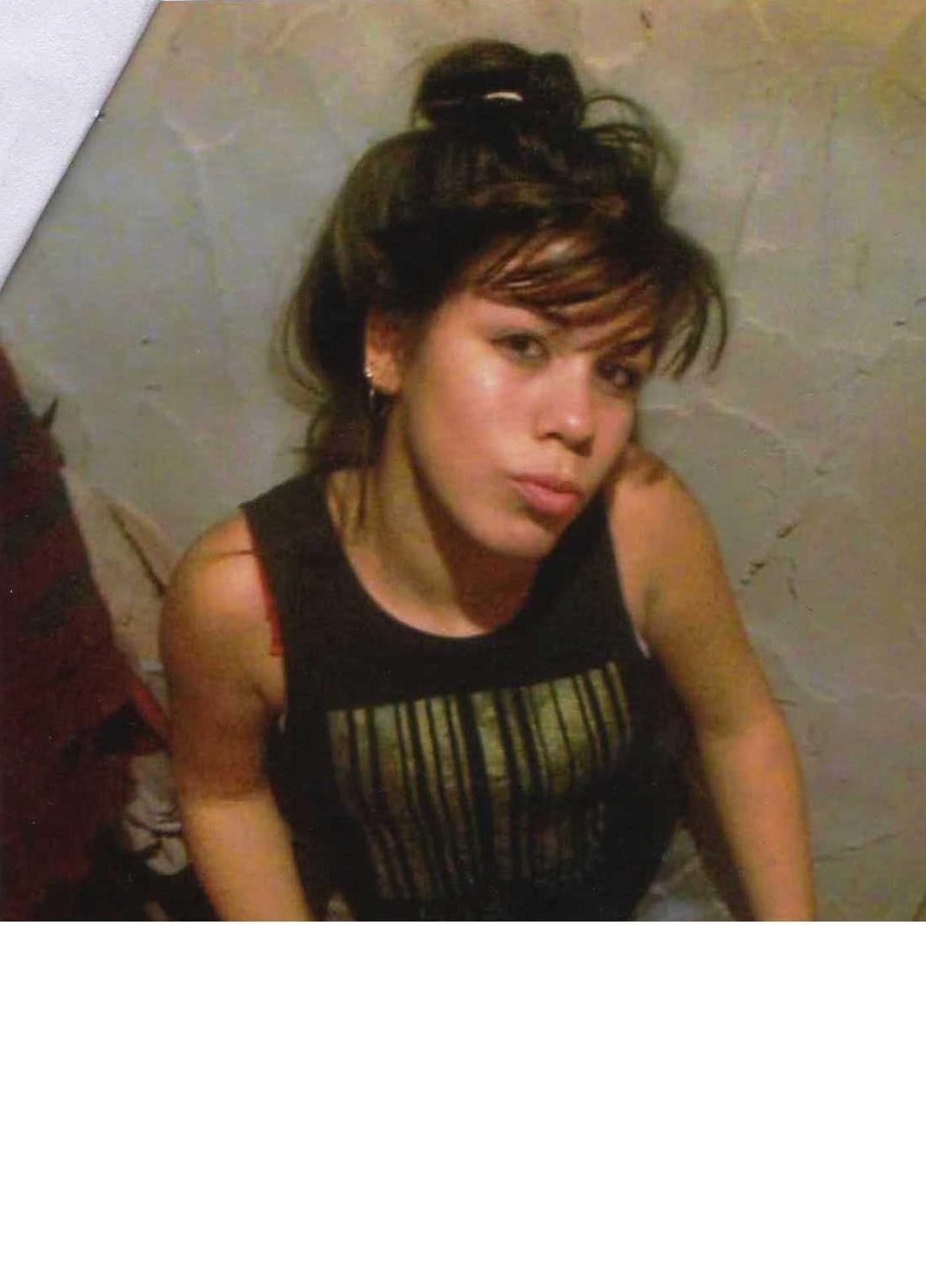 La chica de 14 años fue vista por última vez en Empalme Graneros