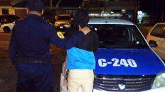 Paraná: lo identificaron por una pelea y cayó por un robo