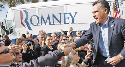 La primaria republicana se complica para el favorito, Mitt Romney