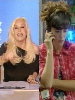 Rating: Susana Giménez Vs. Los Únicos