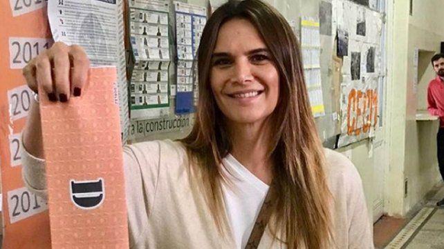 Autorizan a la lista de Amalia Granata para los comicios de junio próximo