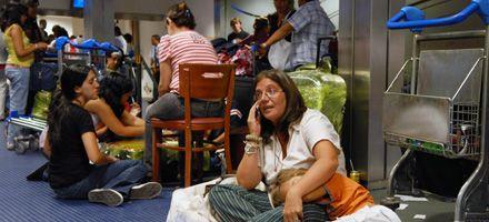 Ezeiza: se normalizan los vuelos pero persisten las demoras