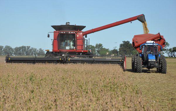 Fierros. La industria de la maquinaria agrícola recuperó algo de aire.