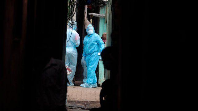 Hoy se registró el mayor aumento de casos de coronavirus en un solo día a nivel mundial