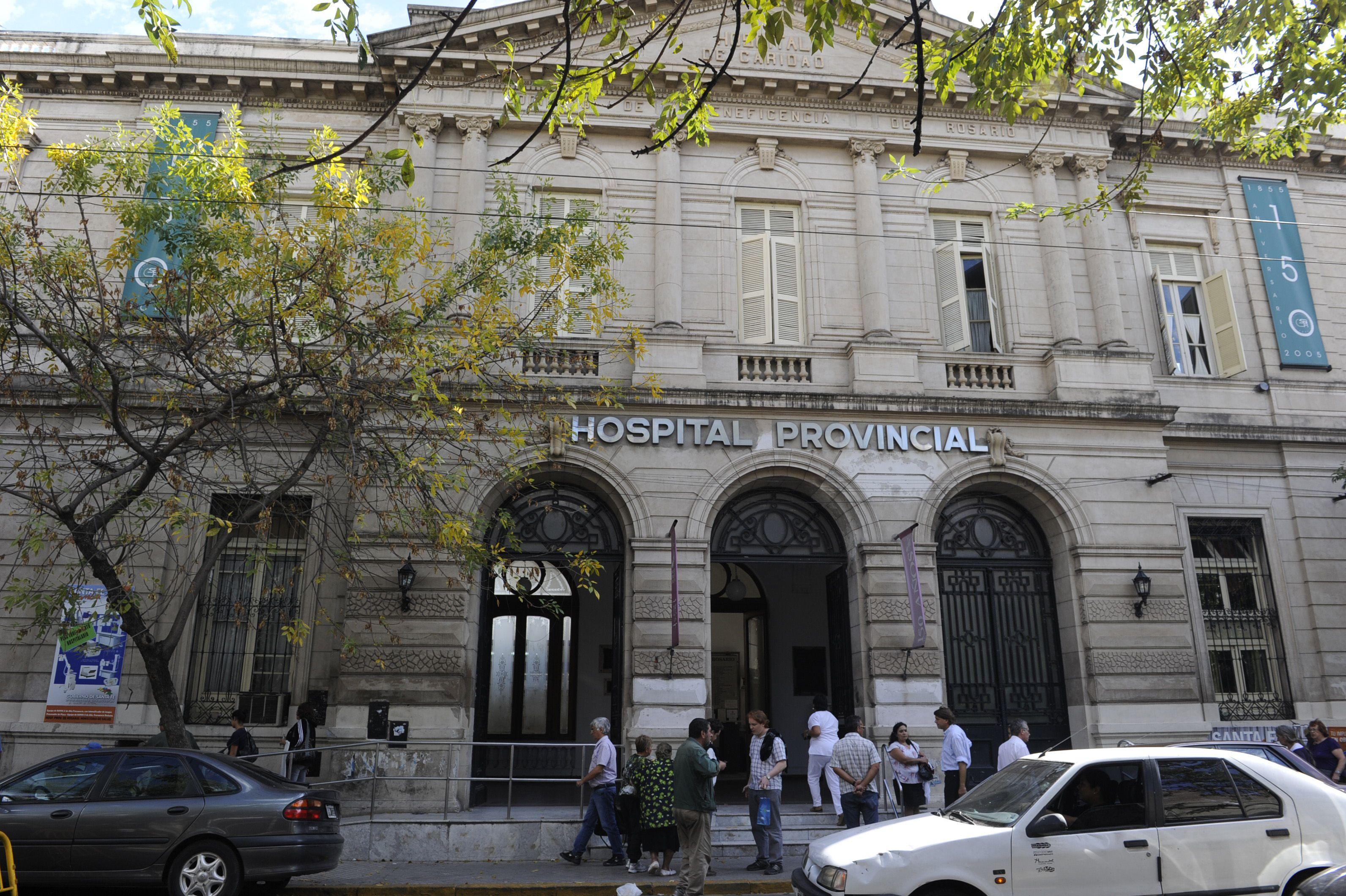 Un paro del Siprus para el miércoles afectará la atención en el Hospital Provincial