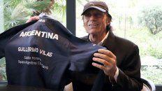 Diego Veronelli dio a conocer un mail que Vilas le mandó en 2003.