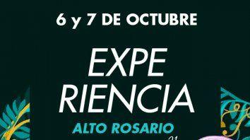 Experiencia Alto Rosario, una forma distinta de mostrar las nuevas colecciones
