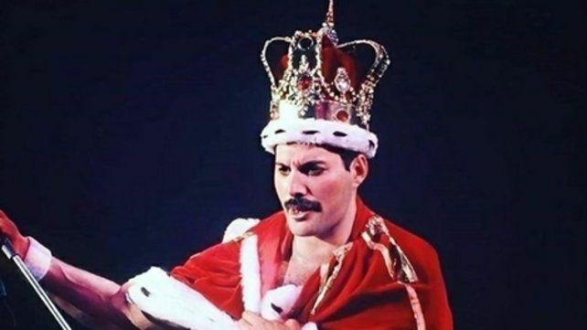 Freddie. El ícono de Queen.