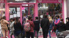 Los comercios del centro volverían a abrir entre las 9.30 y las 10.
