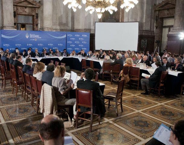 TEMA EN DEBATE. Las comisiones legislativas se transformaron en ámbitos de discusión respecto del Código Civil.