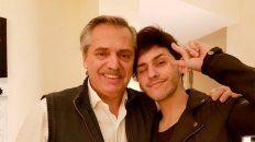 Dyhzy, hijo del presidente Alverto Fernández, hizo un fuerte descargo en las redes sociales.