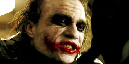Elogios post mórtem para el último trabajo del actor Heath Ledger en Batman