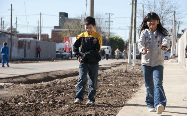 Presencia. La entidad Sin Barreras organizó la protesta.