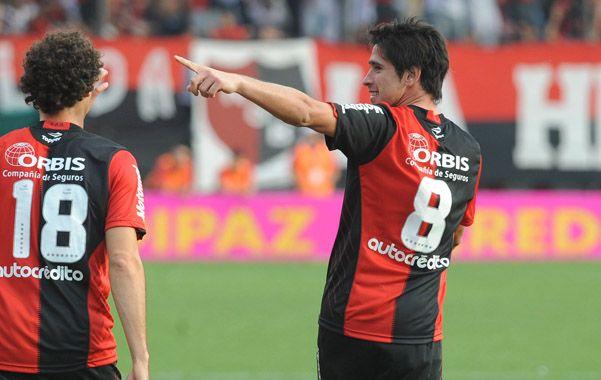 ¿Se va? Pérez es un mediocampista mixto con una interesante capacidad de llegar al gol.
