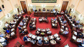 Diputados santafesinos redujeron sus salarios a la mitad y aprobaron la ley de necesidad pública