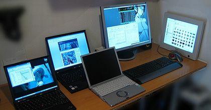 Los argentinos compraron casi 2 millones de computadoras en 2008