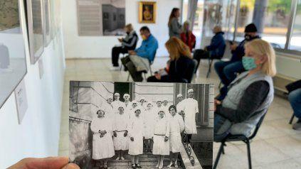 El día en que los vacunatorios municipales se volvieron museos.