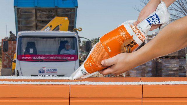 Surge una opción práctica, segura y económica para la construcción de paredes