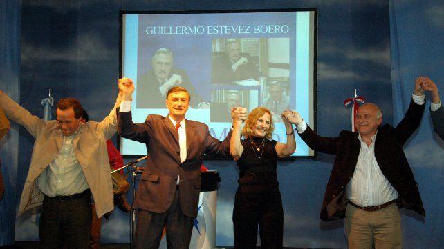 El 3 de septiembre el socialismo festeja la reelección de Lifschitz y la victoria de Binner para la gobernación.
