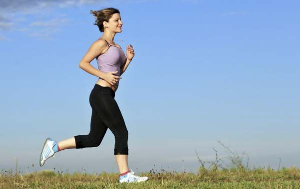 Perfume de mujer. El running se perfila como un deporte de solitarios: seis de cada diez lo practican sin compañía.