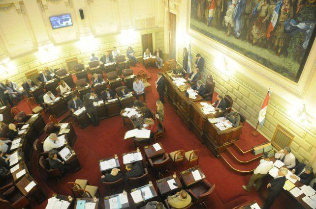 En espera. Un proyecto aprobado en el Senado es estudiado en la Cámara de Diputados de la provincia.