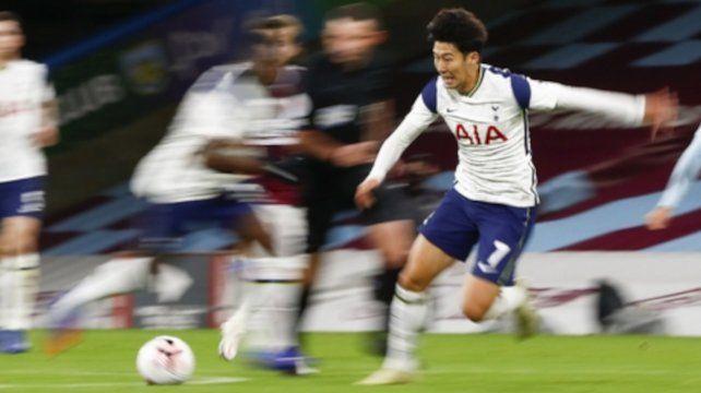 El gol de la victoria de los Spurs lo marcó el coreano Son Heung-Min