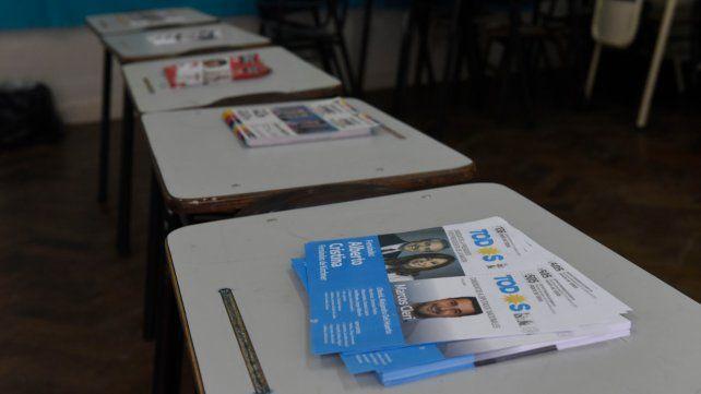 En los comicios del domingo se eligen candidatos para la elección general del noviembre.