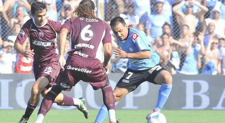 Lanús y Belgrano, un pálido empate lamentado por unos y festejado por otros