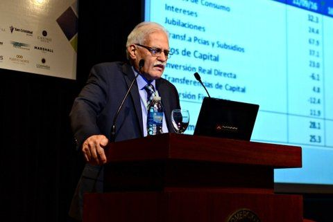 alta. Pignanelli dijo que la inflación será 7 puntos más que lo pautado.