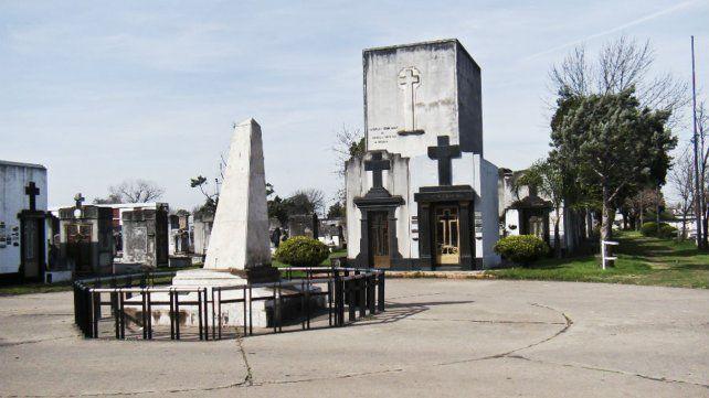 Cementerio La Piedad.