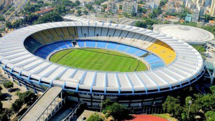 Argentina quiere sorprender en el mítico estadio carioca.