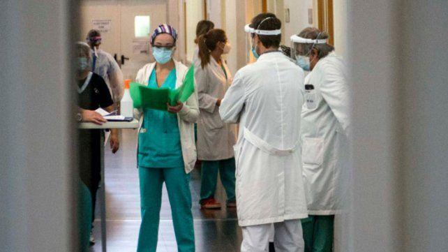 Rosario sumó este sábado 13 víctimas fatales por coronavirus y totaliza 1.047.