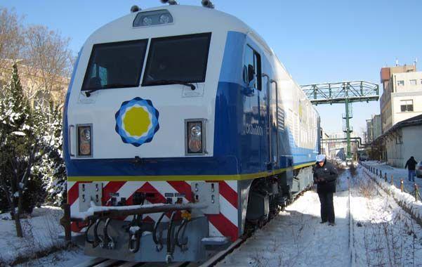 Desde china. El material rodante a utilizar en el remozado corredor ferroviario Rosario-Capital Federal se produce en el gigante asiático.