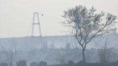 El humo después del fuego. Una imagen que no debe repetirse en las islas.