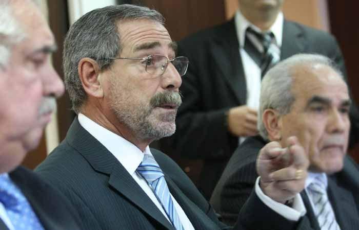 El fiscal pidió la inmediata detención del exfuncionario.