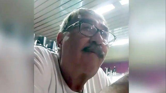 El hombre de 66 años fue localizado en un hotel de la localidad de Azul.