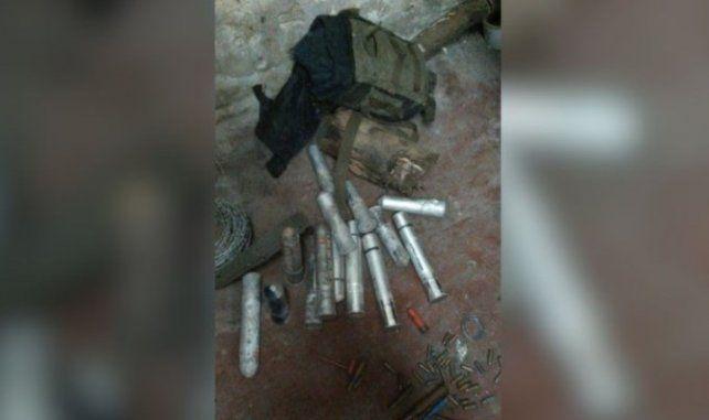 Encontraron armas y drogas en la casa de uno de los detenidos por el femicidio de Anahí Benítez