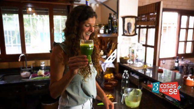 Espinaca, acelga y kale sirven para hacer jugo verde