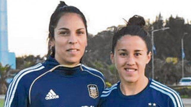 Rosarinas. Correa y Gómez.