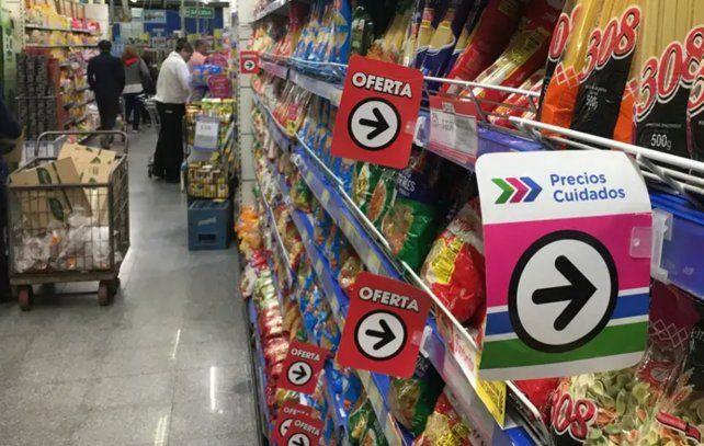 Precios Cuidados: duplican la cantidad de alimentos con precios congelados hasta abril