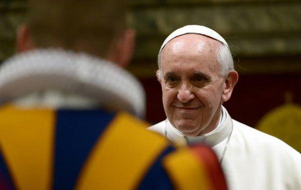 La Guardia Suiza verá el partido de mañana en una pantalla gigante instalada en los cuarteles del Vaticano.